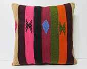 24x24 pillow cover 24x24 large throw pillow large cushion cover 60x60 large floor pillow 24x24 kilim pillow 24x24 kilim pillow sham 17681
