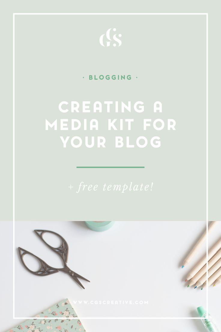 99 best Bloggers\' Media Kits images on Pinterest | Media kit, Blog ...