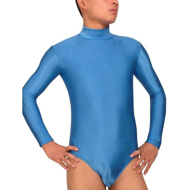 Mens nude full bodysuit unisex