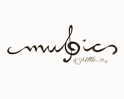Tattoo design I doodled up :) #music #tattoo