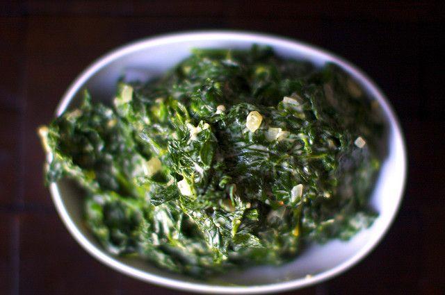 Creamed Spinach Recipe Smitten Kitchen