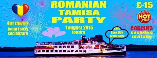 Londra - Romanian Tamisa Party !