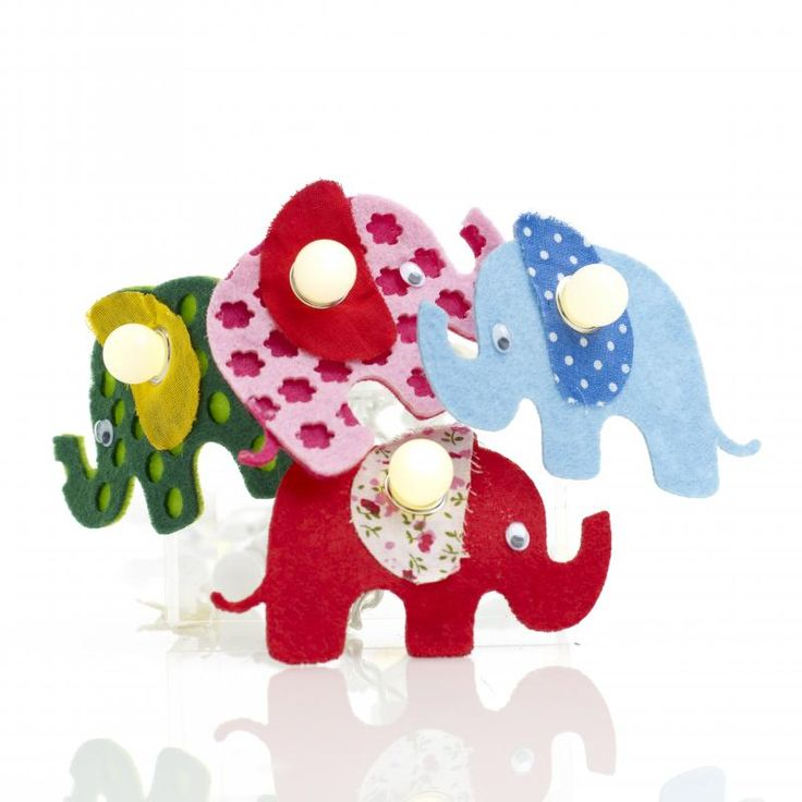 Elephant String Light, LED