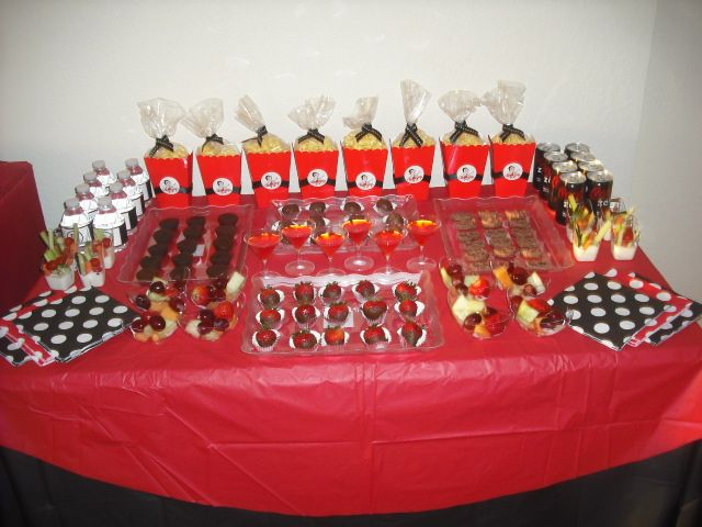 Betty Boop Party Theme Decorations Felicia S Event Design And Planning