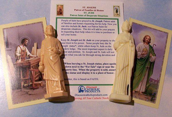 11 best st joseph home sale kit images on pinterest st joseph catholic and roman catholic. Black Bedroom Furniture Sets. Home Design Ideas
