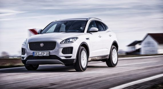 2019 Jaguar E Pace Overview Release Date Price Vehiclenewreport