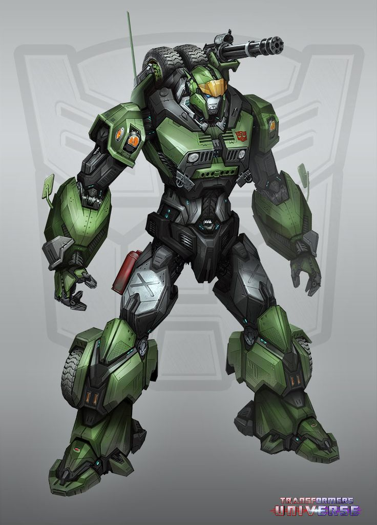 Transformers Universe Gaame New Character Concept Art - Transformers News - TFW2005 - Autobot Hound