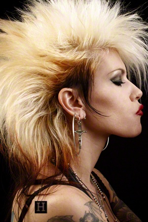 158 Best Funky Hairstyles Images On Pinterest