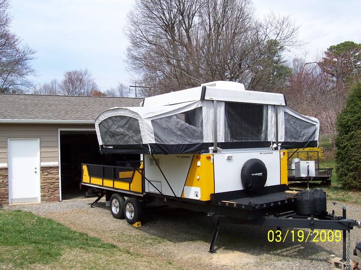 17 Best Ideas About Fleetwood Campers On Pinterest