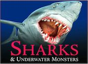Sharks and Underwater Monsters published by Scholastic/Tangerine Press in the US