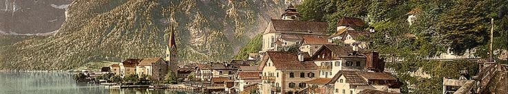 HALLSTATT - Getting to Hallstatt by bus, train, ferry (best route - more scenic than car.)