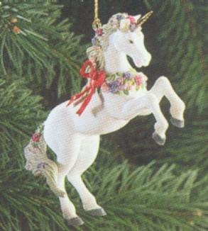 Hallmark Unicorn ornament