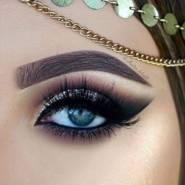 99577e881e6 @anetas_delight's stunning makeup look was completed with @lashylicious  lashes in style