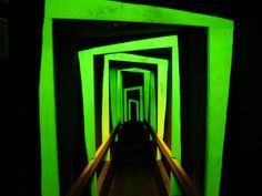maze optical illusion funhouse - Google Search