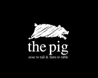 Logo Design: Pigs | Abduzeedo | Graphic Design Inspiration and Photoshop Tutorials