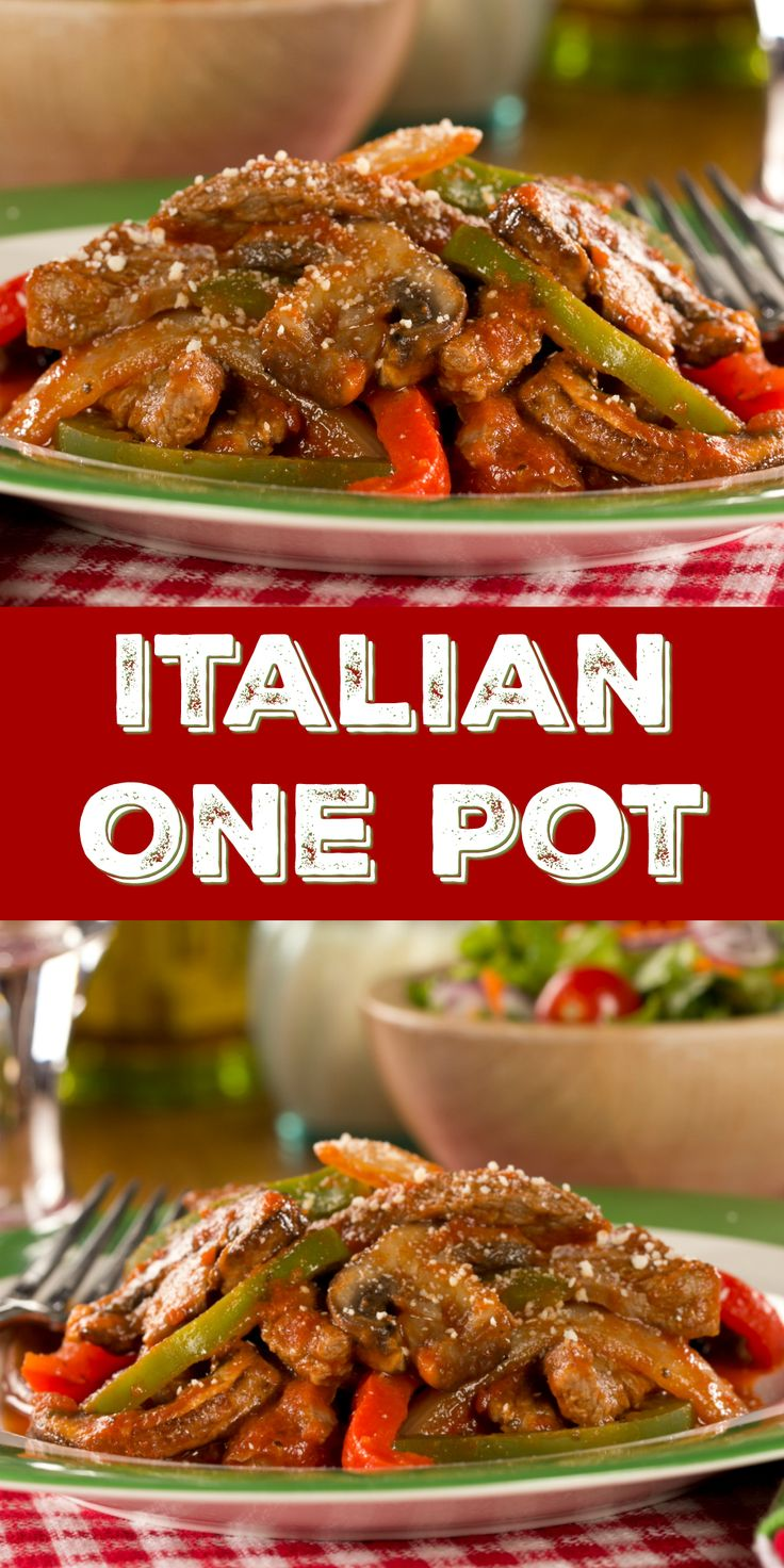496 best everyday diabetic recipes images on pinterest diabetes italian one pot is a meal in itself get ready for a fast filling forumfinder Gallery