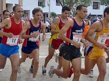 Carrera de larga distancia - Wikipedia, la enciclopedia libre