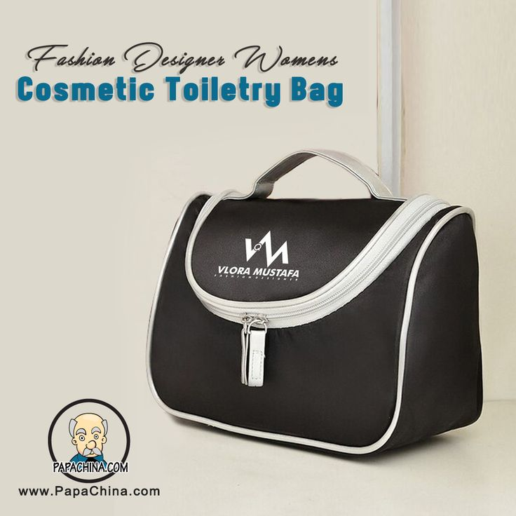 Giving a Fashion Designer Womens Cosmetic Toiletry Bag to your clients is a good way to ensure they stay your clients. Able to be used for carrying cosmetics, its usefulness will ensure your clients remember your name and the services or products you provide.