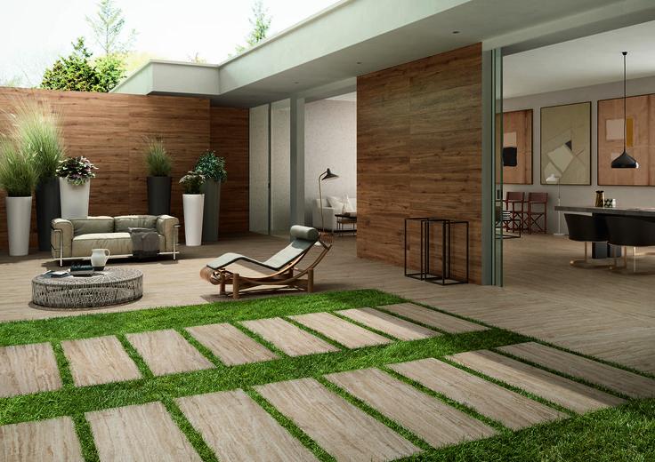 #Marazzi   #Allmarble   #porcelain   #tiles   #outdoor   #marbleeffect   #20mm   #garden   #floor