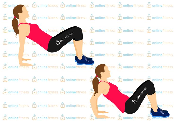 Konec plandavým pažím! Cviky jak se jich zbavit!   Blog   Online Fitness - živé fitness lekce, cvičení doma pod vedením trenérů