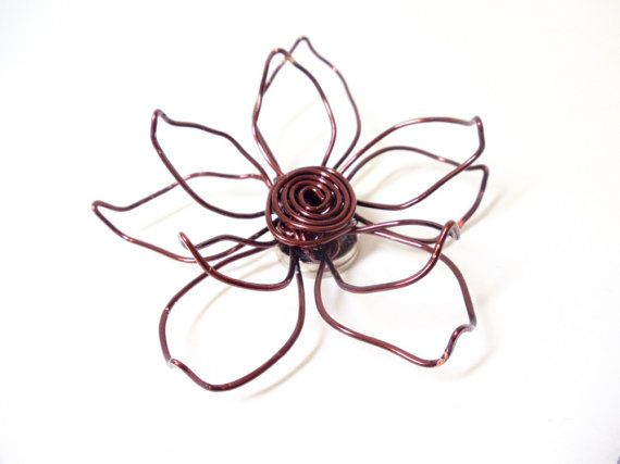 Magnetic Shawl Pin Magnetic Scarf Pin Copper by simplysuzie2, $30.00