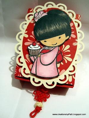 Creations by Patti: Miyoko Double Slider Match Box: Sliders Matching, Baby Ideas, Match Boxes, Double Sliders, Miyoko Double, Matching Boxes