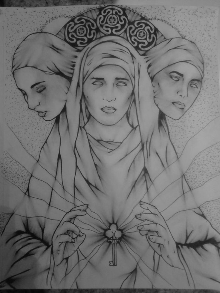 430 Best Hekate Images On Pinterest Goddesses Hecate Symbol And