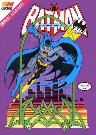 COMICS NOVARO: Batman