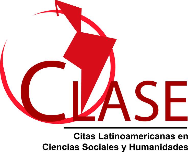 Logo de la base de datos CLASE. Citas Latinoamericanas en Ciencias Sociales y Humanidades - Dirección General de Bibliotecas, UNAM. Se autoriza su uso cuando la revista esté indizada en dicha base de datos.