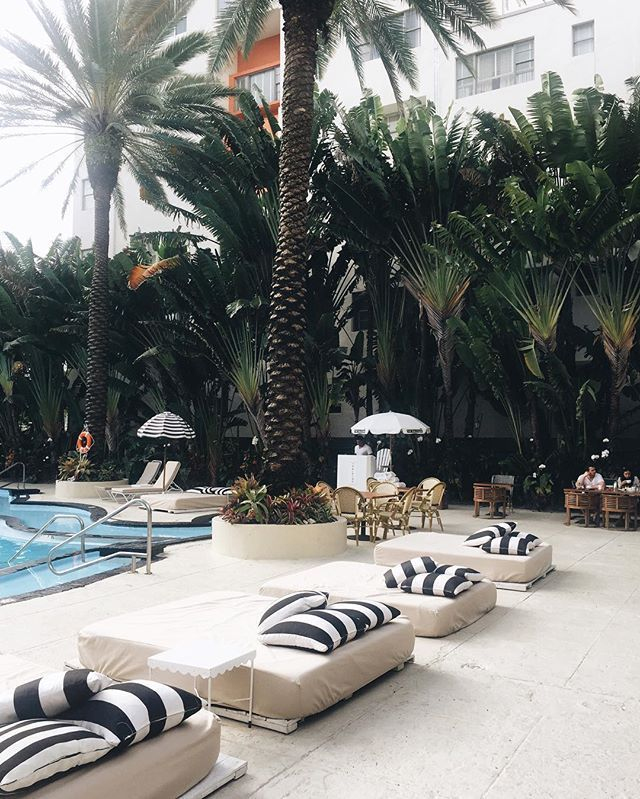 THE RALEIGH HOTEL MIAMI