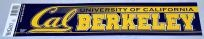 California Berkeley Bumper Sticker