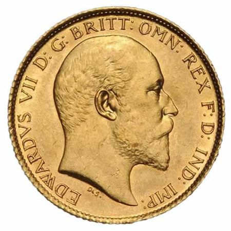 Sovereign King Gold Coin - http://www.scottishbullion.co.uk/product/sovereign-king-gold-coin/