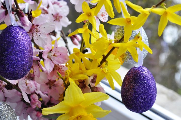 3 Creative Ideas for DIY Easter Decorations #egg