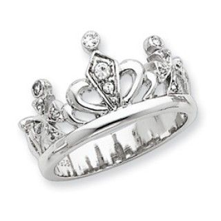 1000 ideas about princess crown rings on