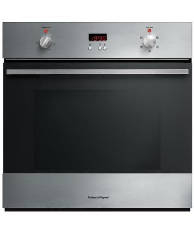 OB60SCMX4 - 60cm Single 4 Function Built-in Oven - 80815
