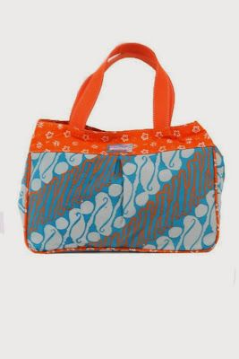 Batik Woman Bag by Sweet Batik