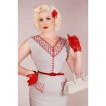 Bettie Page Clothing SPICE Dress - Photo