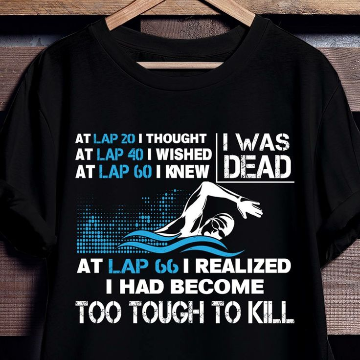 Swimmer too tough to kill