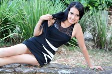 Profile of Sara , 23 Years Old , From Medellin Colombia : Pretty Latin Girls