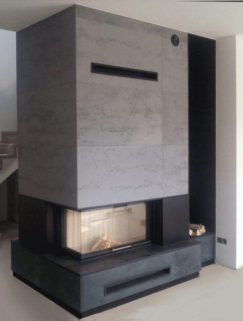 Beton Architektoniczny Płyty Betonowe Na ścianę Ozdobne Luxum In 2020 Home Home Decor Living Room