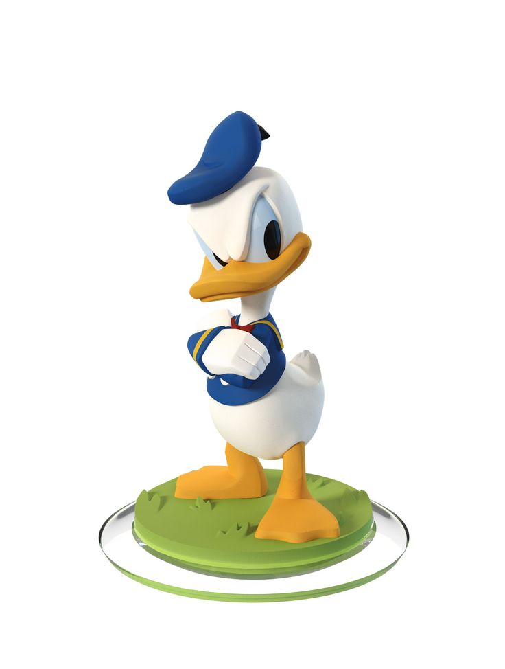 Disney Infinity 2 - Donald Duck Figure