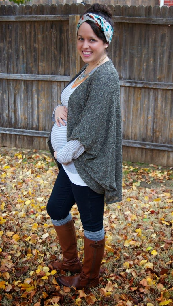 Gorgeous in our cardigan!