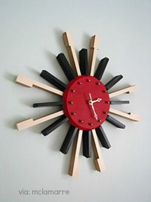 Clock Mechanisms For Craft Projects