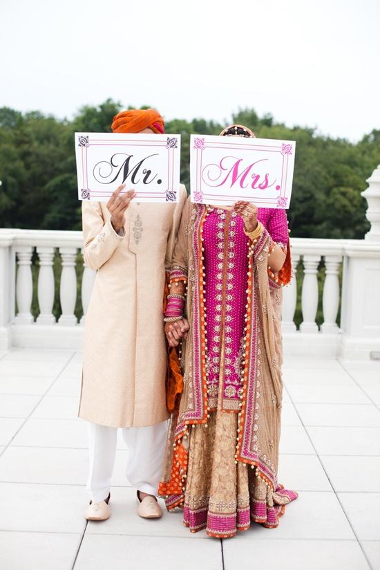 Real Wedding: Fatima Rizwan