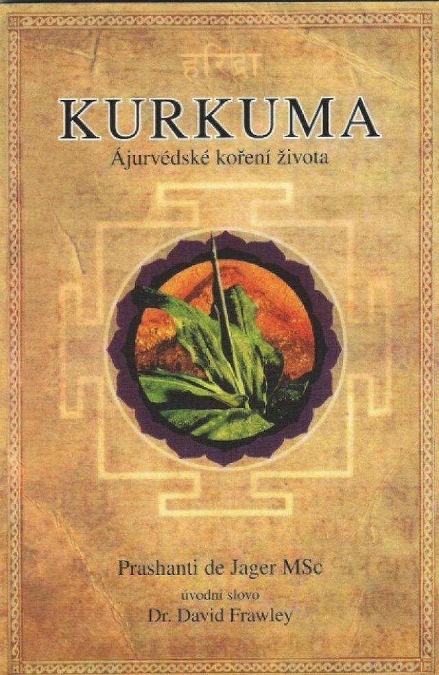 Kniha Kurkuma