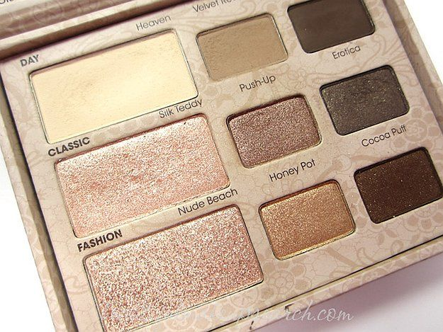Too Faced - Natural Eye Neutral Eyeshadow Collection | The Definitive Ranking of Eyeshadow Palettes, check it out at http://makeuptutorials.com/eyeshadow-palettes-ranking/