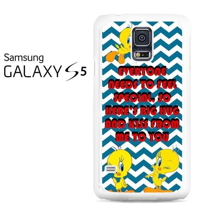Tweety's Quote Samsung Galaxy S5 Case