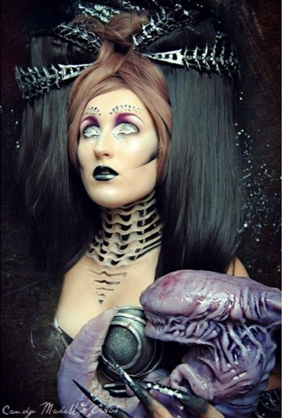 extreme makeup artistry - Google Search