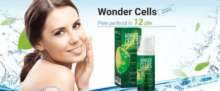 Wonder Cells – elixir de tinerețe pentru un ten ca la 20 de ani