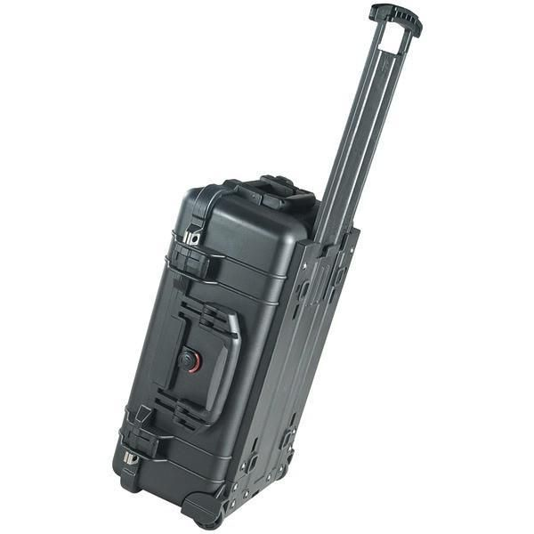 Pelican 1510-000-110 FAA Maximum 1510 Carry-on Deluxe Protector Case